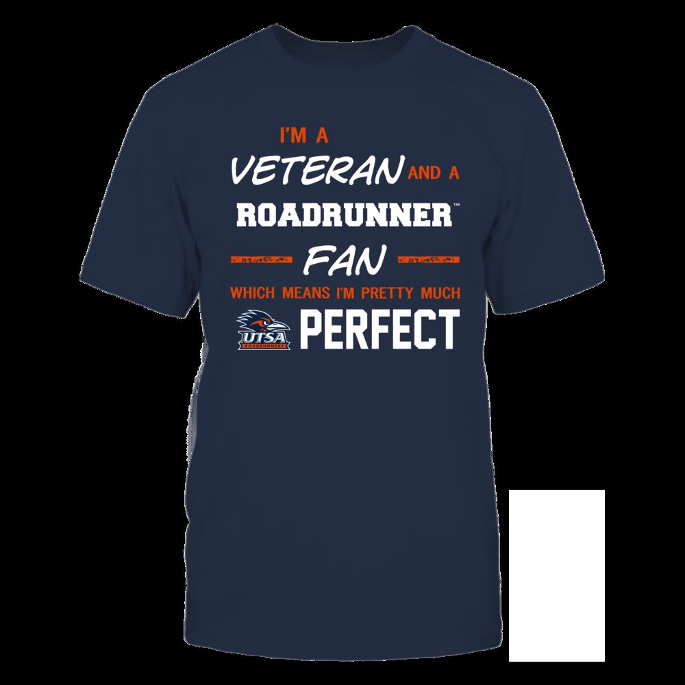 UTSA Roadrunners - Perfect Veteran - Team Front picture