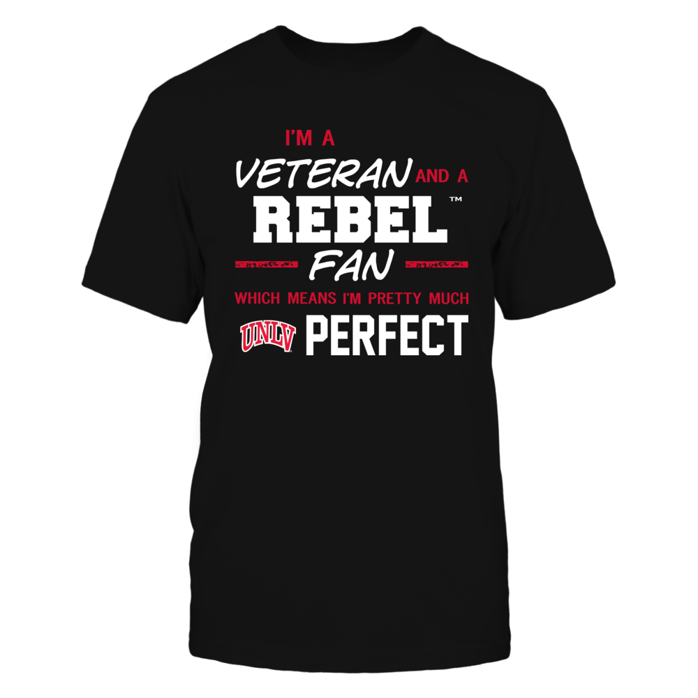 UNLV Rebels - Perfect Veteran - Team Front picture
