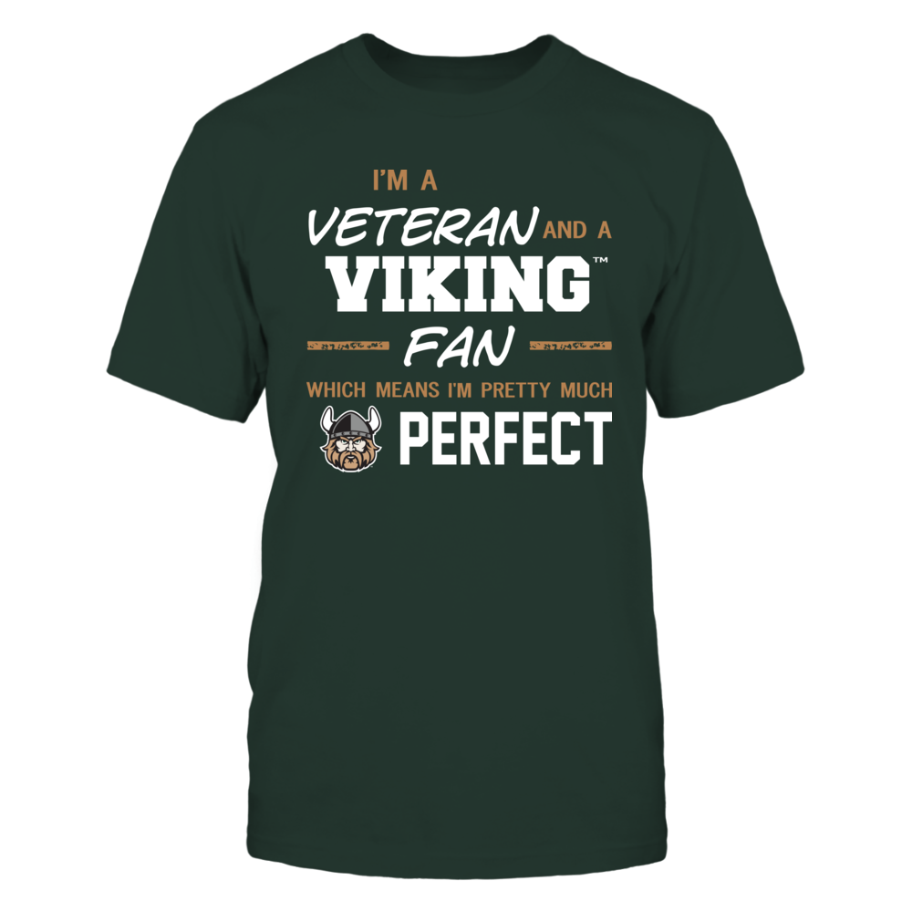 Cleveland State Vikings - Perfect Veteran - Team Front picture