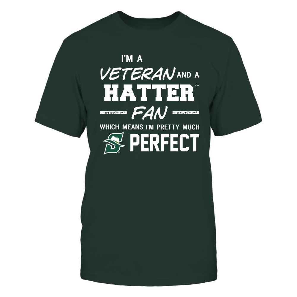 Stetson Hatters - Perfect Veteran - Team Front picture