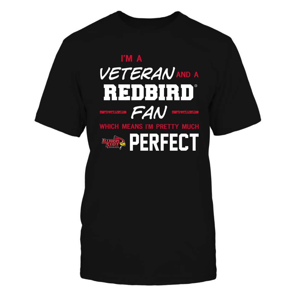 Illinois State Redbirds - Perfect Veteran - Team Front picture