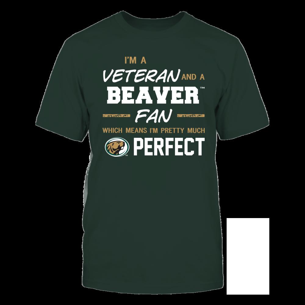 Bemidji State Beavers - Perfect Veteran - Team Front picture