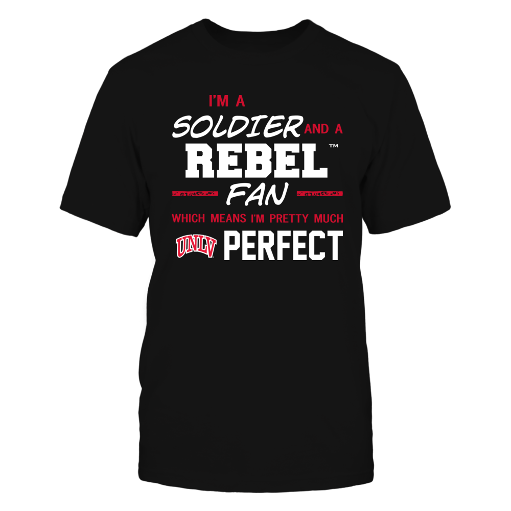 UNLV Rebels - Perfect Solider - Team Front picture