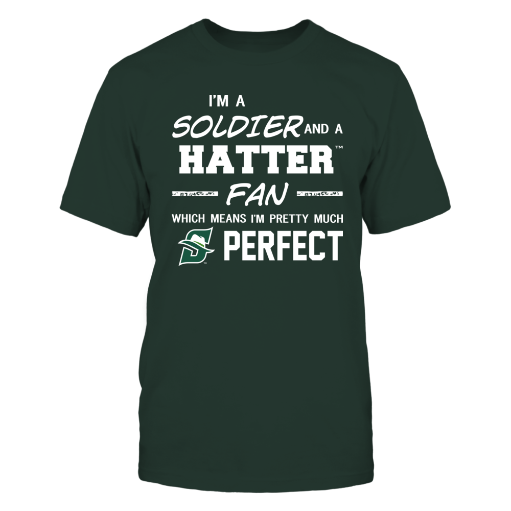 Stetson Hatters - Perfect Solider - Team Front picture
