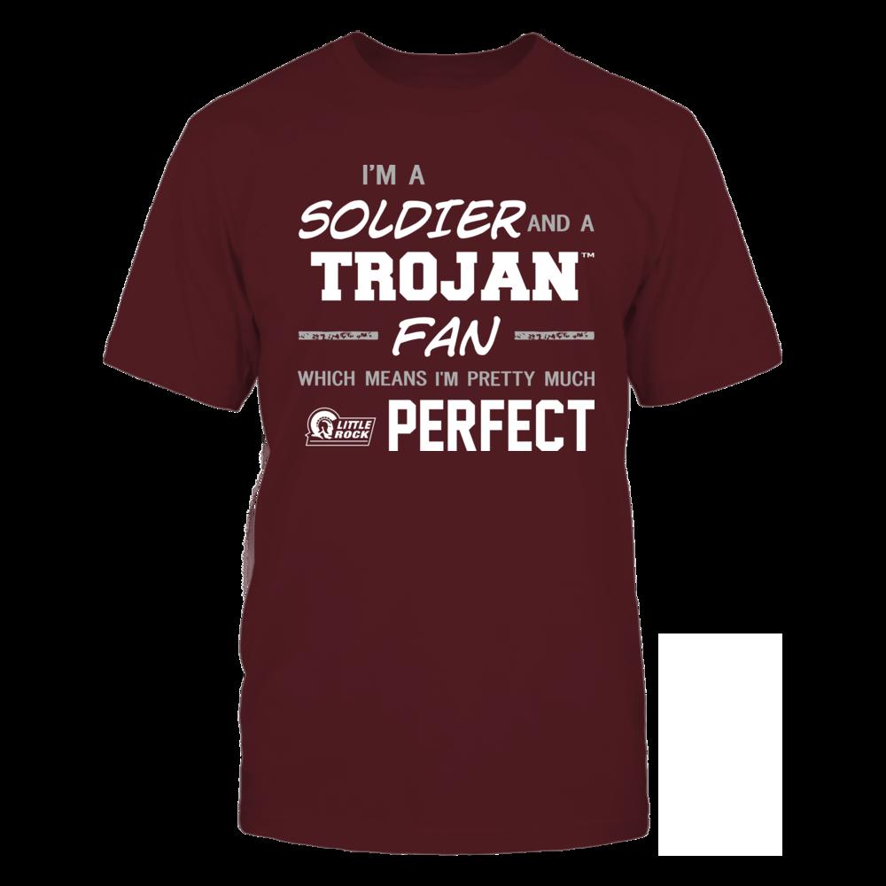 Arkansas Little Rock Trojans - Perfect Solider - Team Front picture