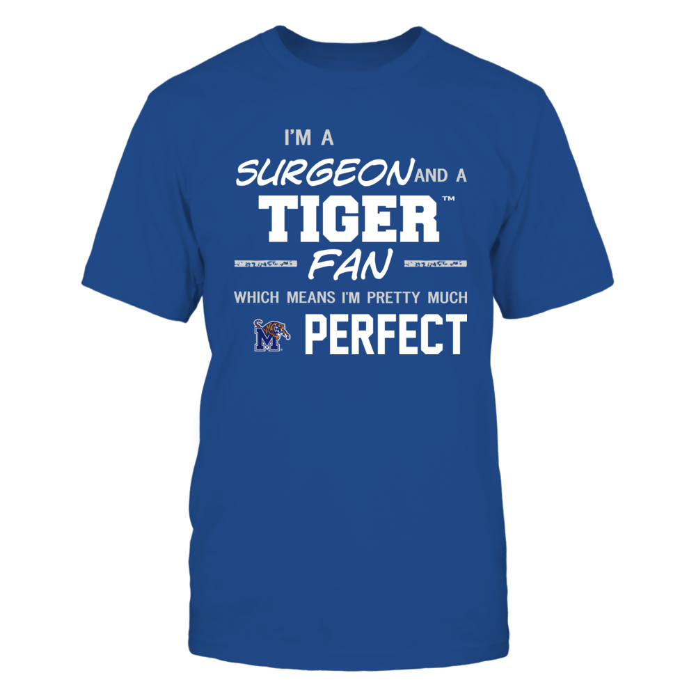 Memphis Tigers - Perfect Surgeon - Team Front picture