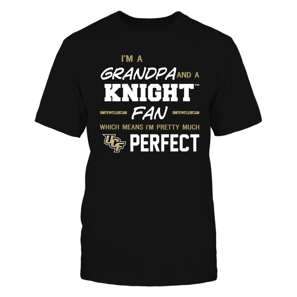 UCF Knights - Perfect Grandpa - Team Front picture