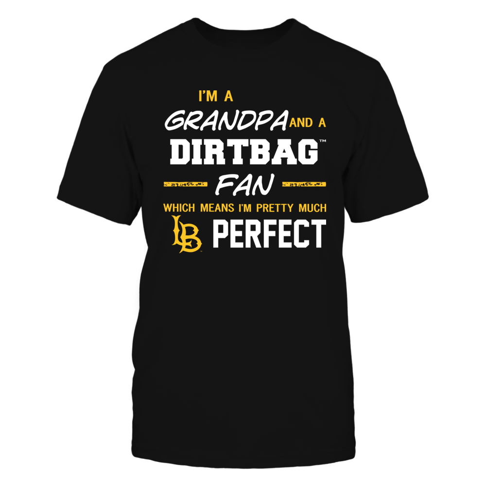 Long Beach State 49ers - Perfect Grandpa - Team Front picture