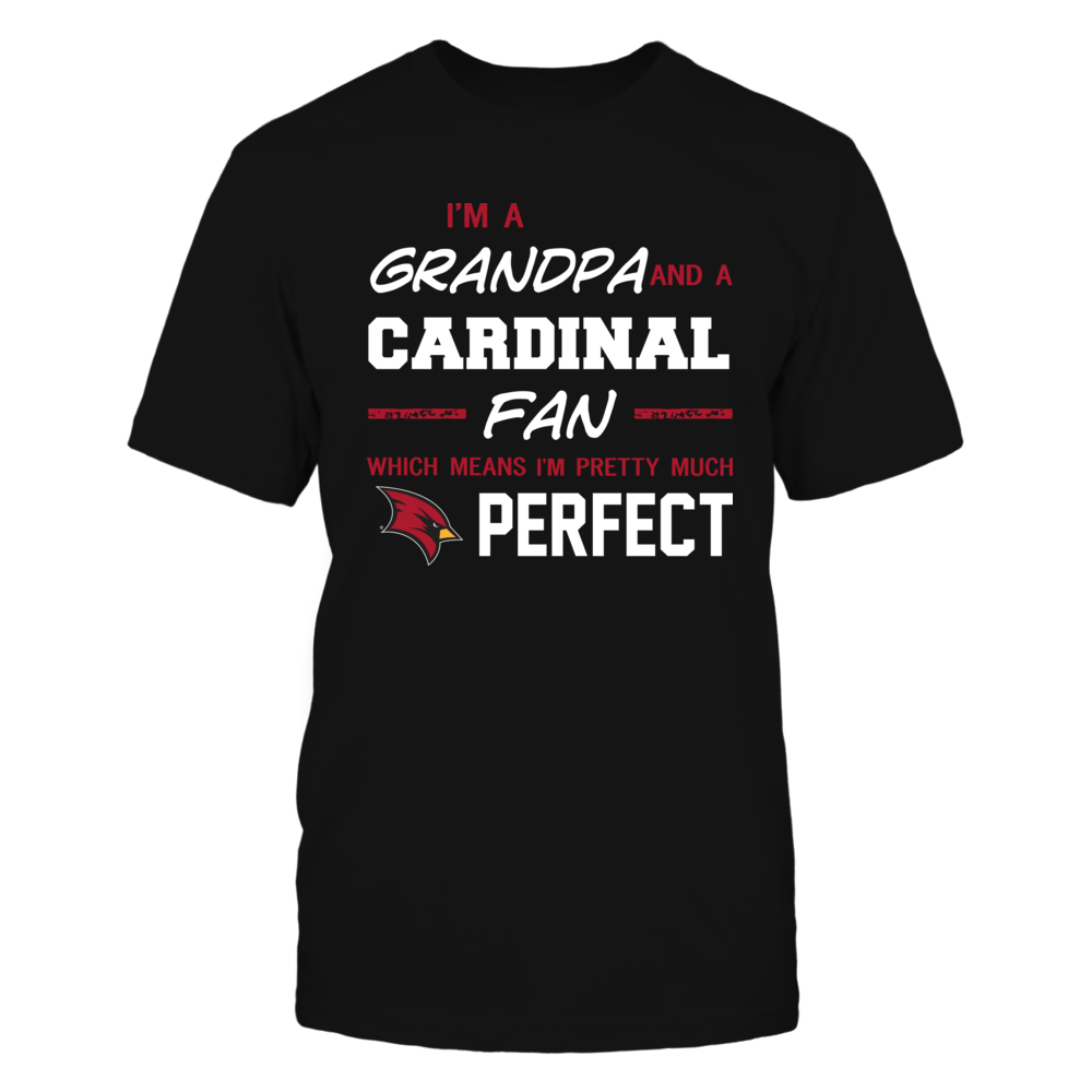 Saginaw Valley State Cardinals - Perfect Grandpa - Team Front picture