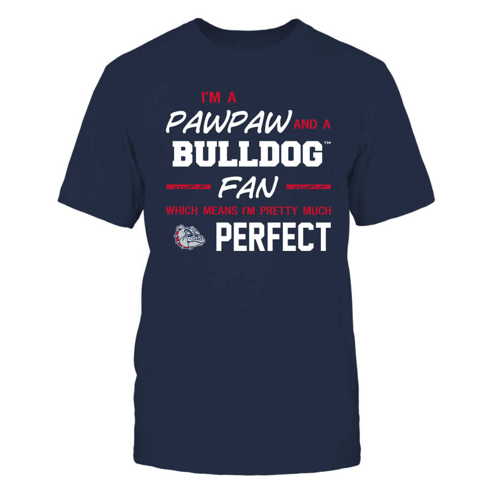 Gonzaga Bulldogs - Perfect Pawpaw - Team Front picture