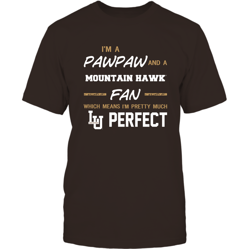 Lehigh Mountain Hawks - Perfect Pawpaw - Team Front picture