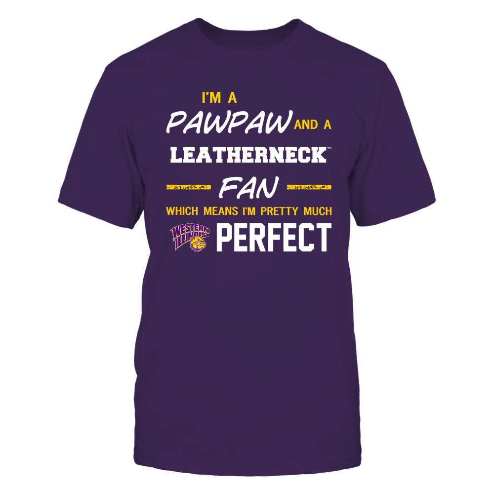 Western Illinois Leathernecks - Perfect Pawpaw - Team Front picture