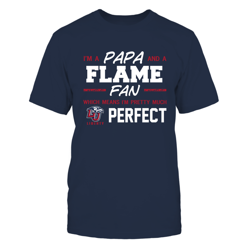 Liberty Flames - Perfect Papa - Team Front picture