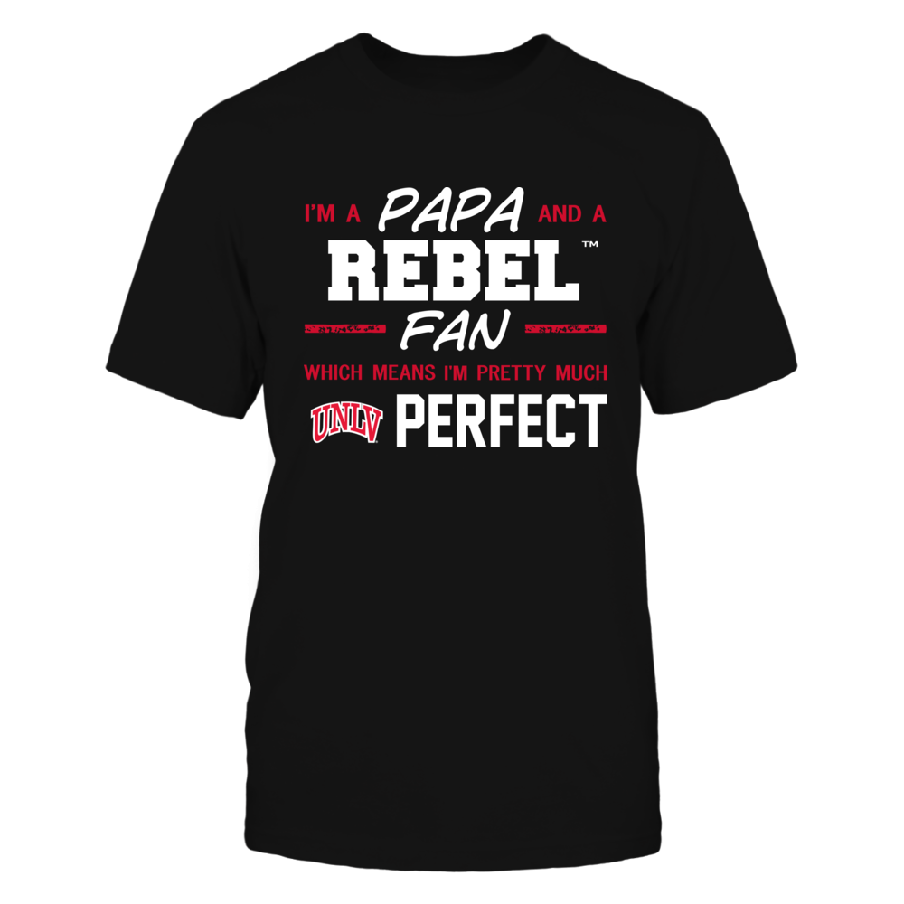 UNLV Rebels - Perfect Papa - Team Front picture