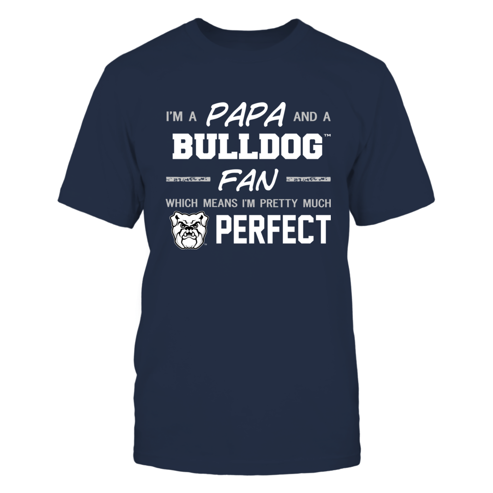 Butler Bulldogs - Perfect Papa - Team Front picture