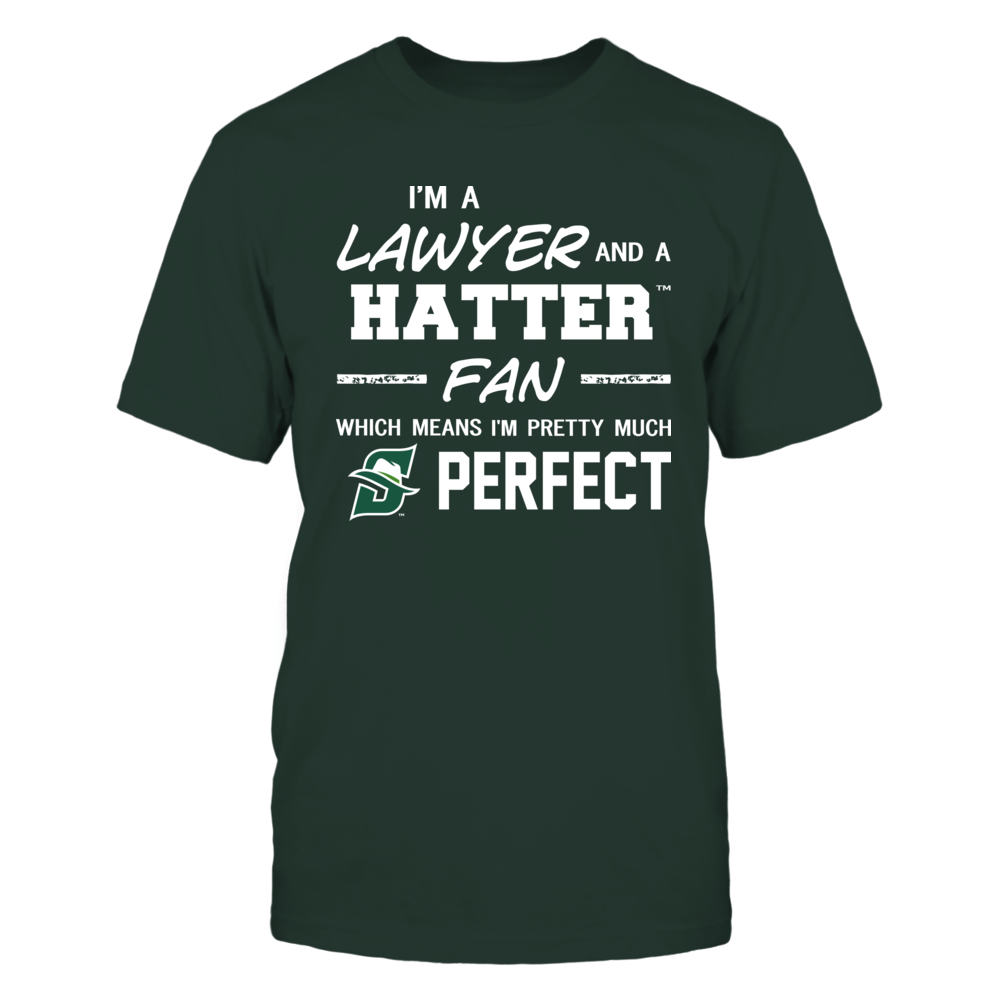 Stetson Hatters - Perfect Lawyer - Team Front picture