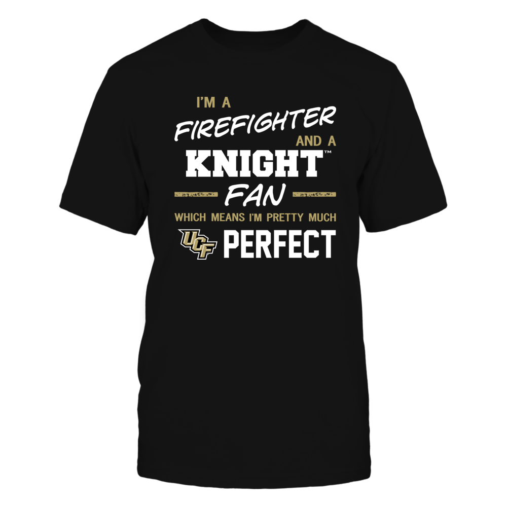 UCF Knights - Perfect Firefighter - Team Front picture