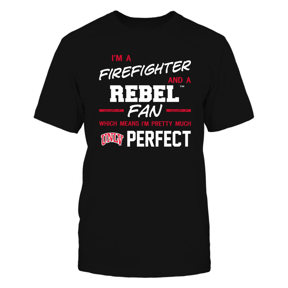 UNLV Rebels - Perfect Firefighter - Team Front picture