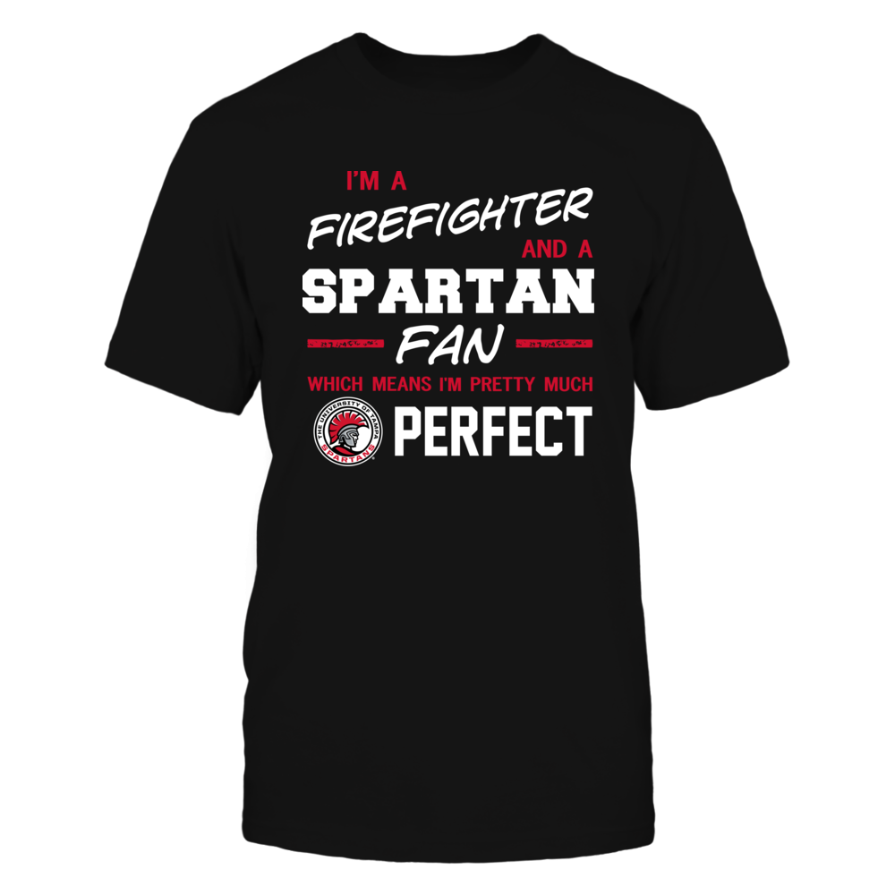 Tampa Spartans - Perfect Firefighter - Team Front picture