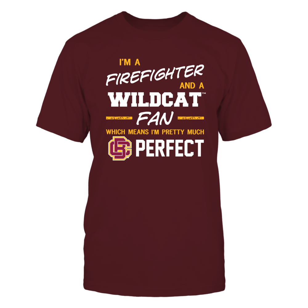 Bethune-Cookman Wildcats - Perfect Firefighter - Team Front picture