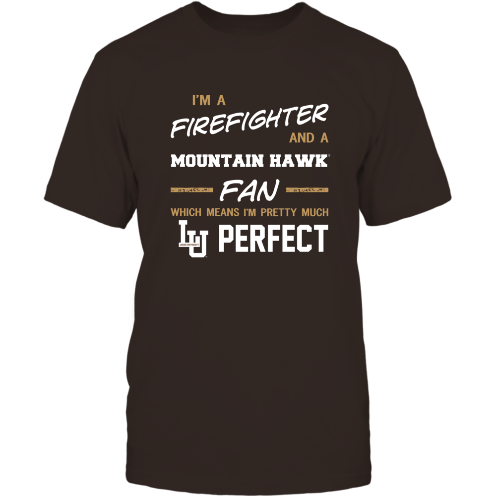 Lehigh Mountain Hawks - Perfect Firefighter - Team Front picture