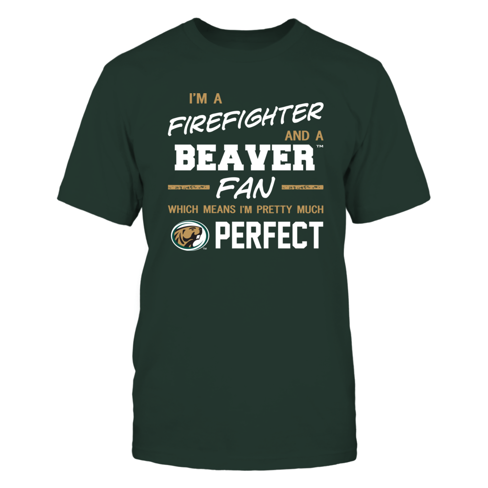 Bemidji State Beavers - Perfect Firefighter - Team Front picture