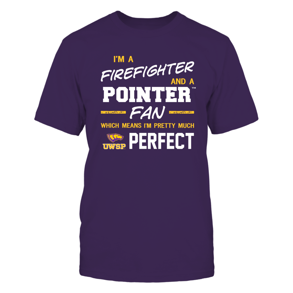 Wisconsin-Stevens Point Pointers - Perfect Firefighter - Team Front picture