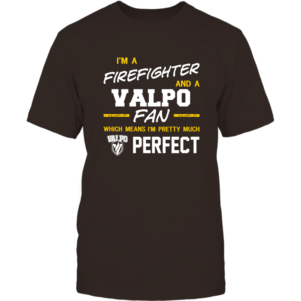 Valparaiso Crusaders - Perfect Firefighter - Team Front picture
