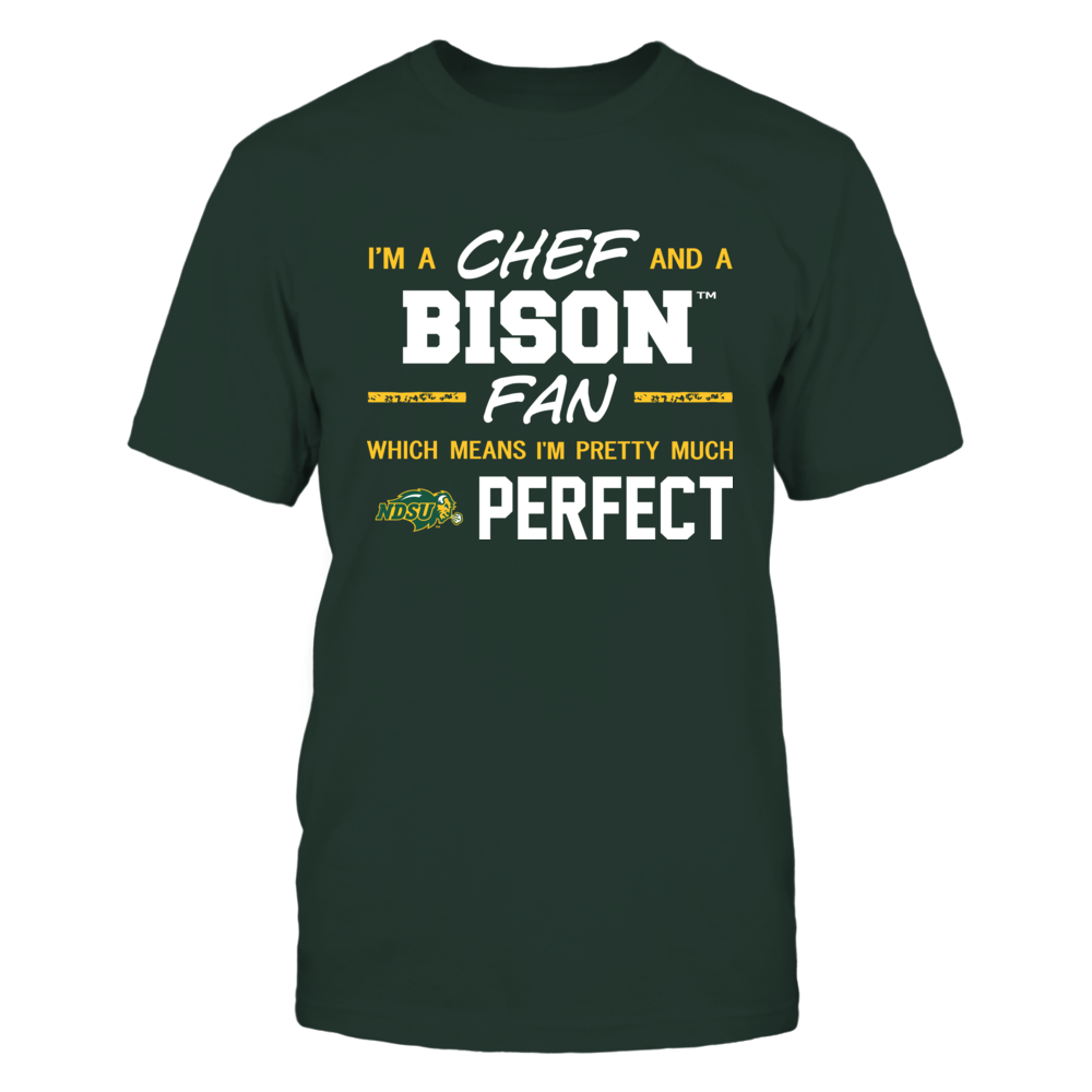 North Dakota State Bison - Perfect Chef - Team Front picture