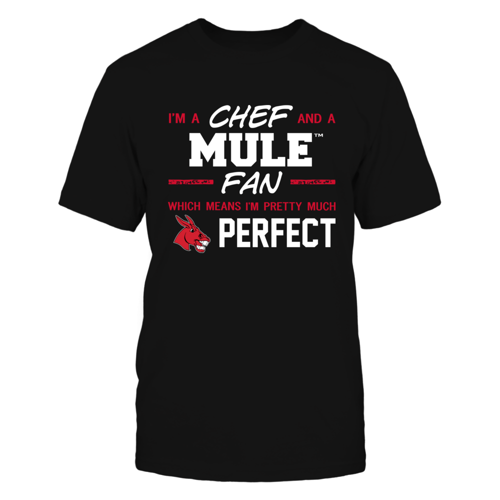 Central Missouri Mules - Perfect Chef - Team Front picture