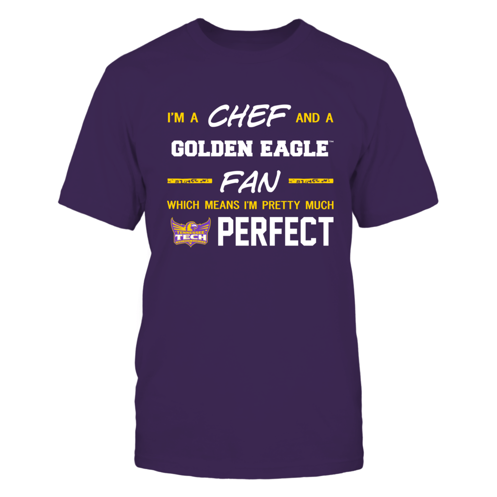 Tennessee Tech Golden Eagles - Perfect Chef - Team Front picture