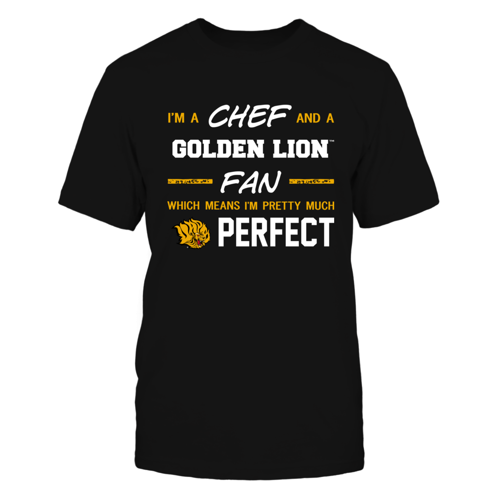 Arkansas Pine Bluff Golden Lions - Perfect Chef - Team Front picture