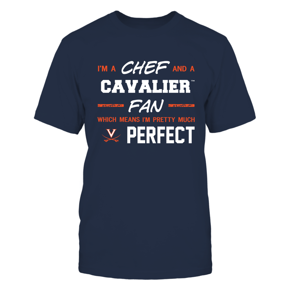 Virginia Cavaliers - Perfect Chef - Team Front picture