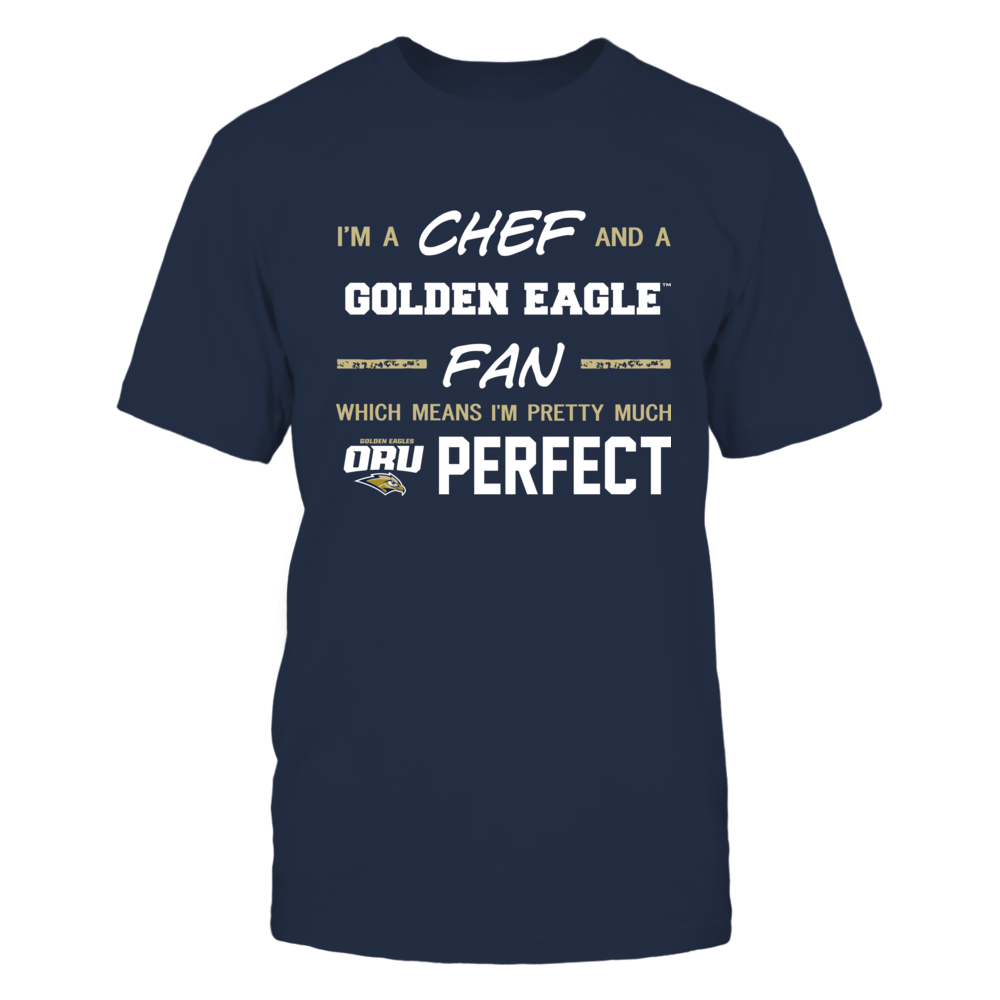 Oral Roberts Golden Eagles - Perfect Chef - Team Front picture