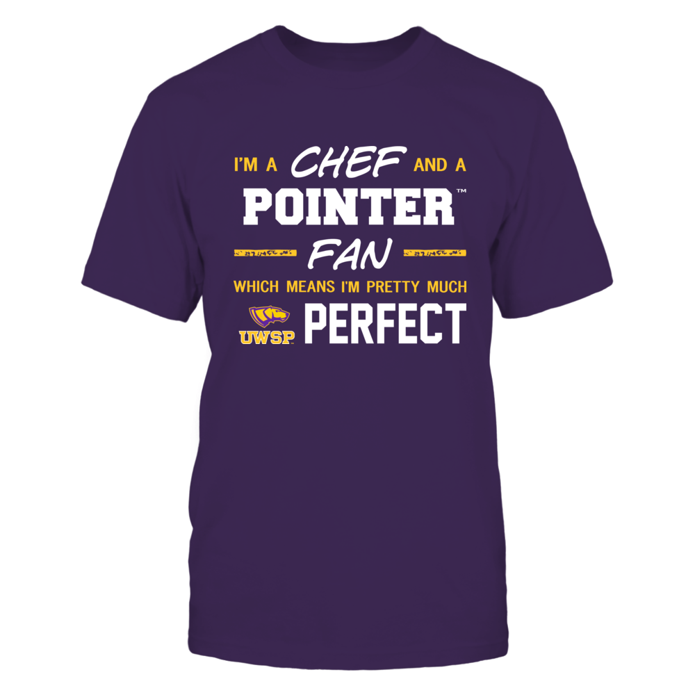 Wisconsin-Stevens Point Pointers - Perfect Chef - Team Front picture