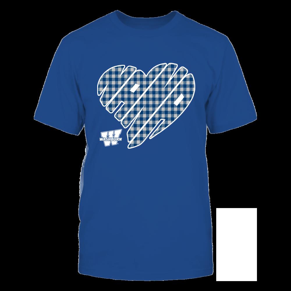 Washburn Ichabods - Nana - Heart Shape - Checkered Front picture