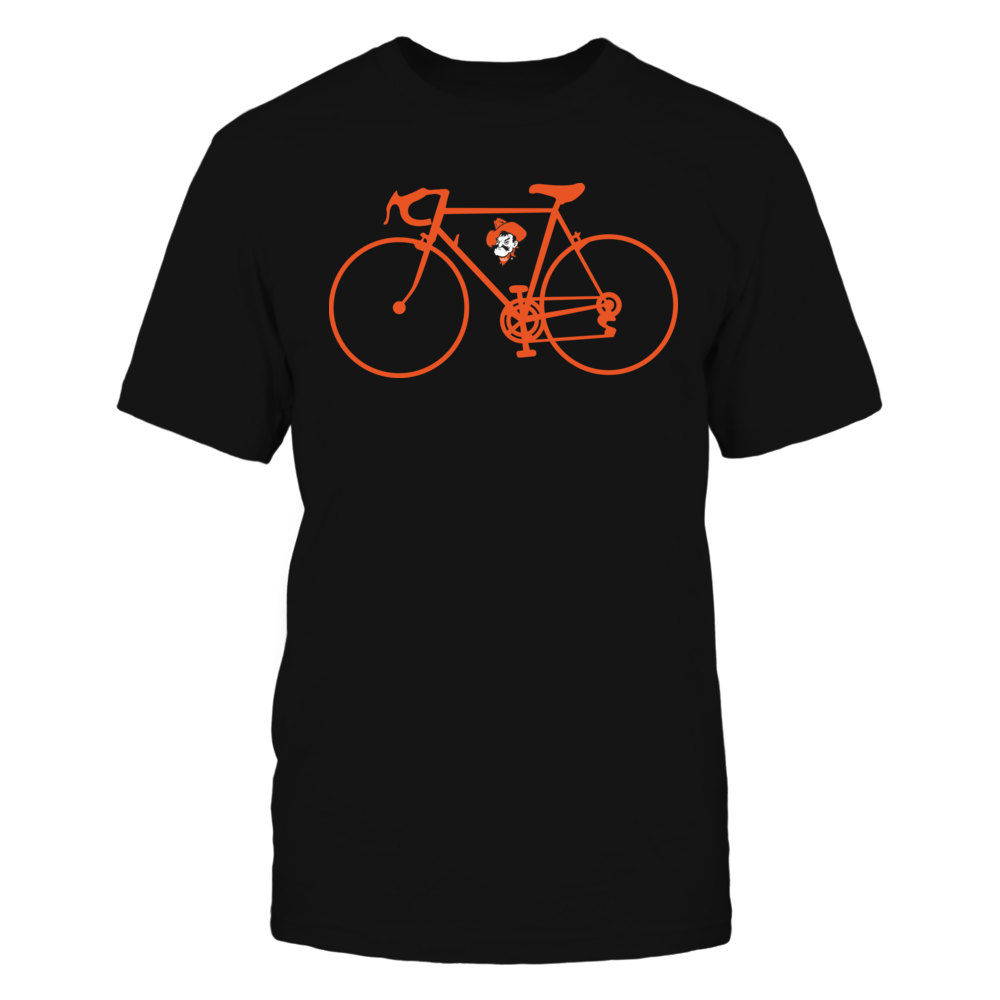 Oklahoma State Cowboys - Bicycle - Team Front picture