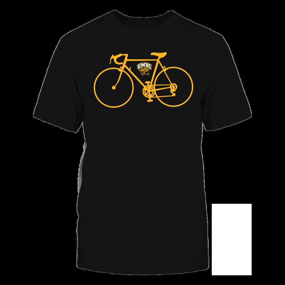UMBC Retrievers - Bicycle - Team Front picture