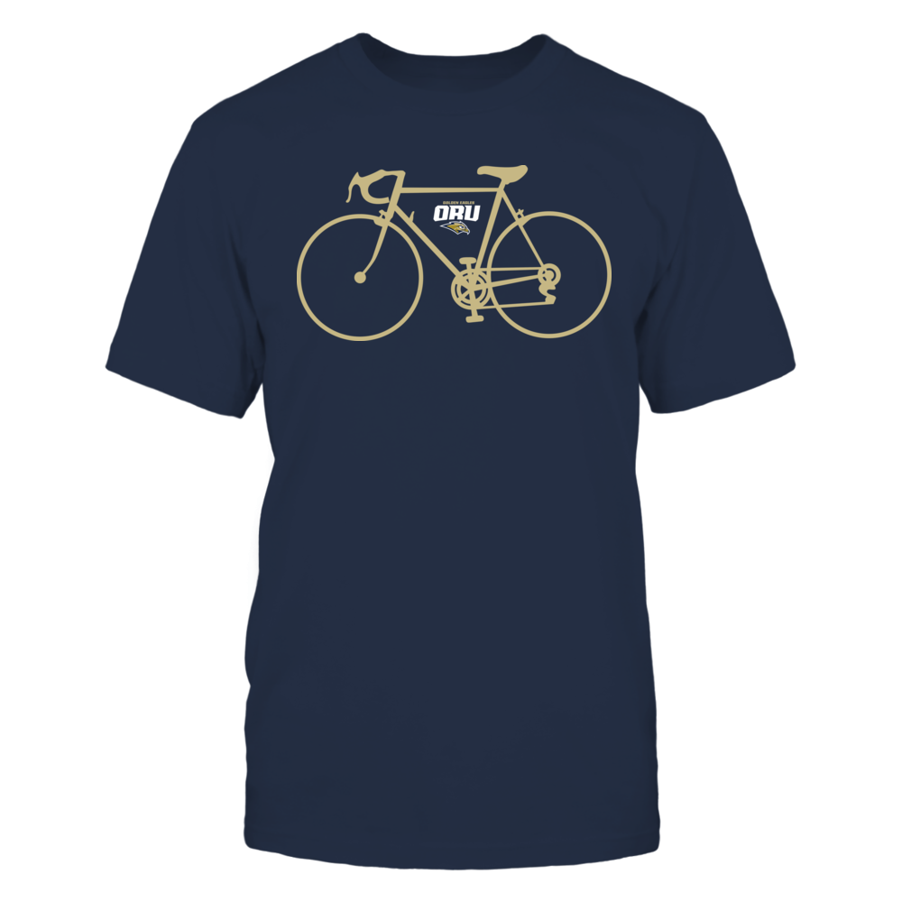 Oral Roberts Golden Eagles - Bicycle - Team Front picture
