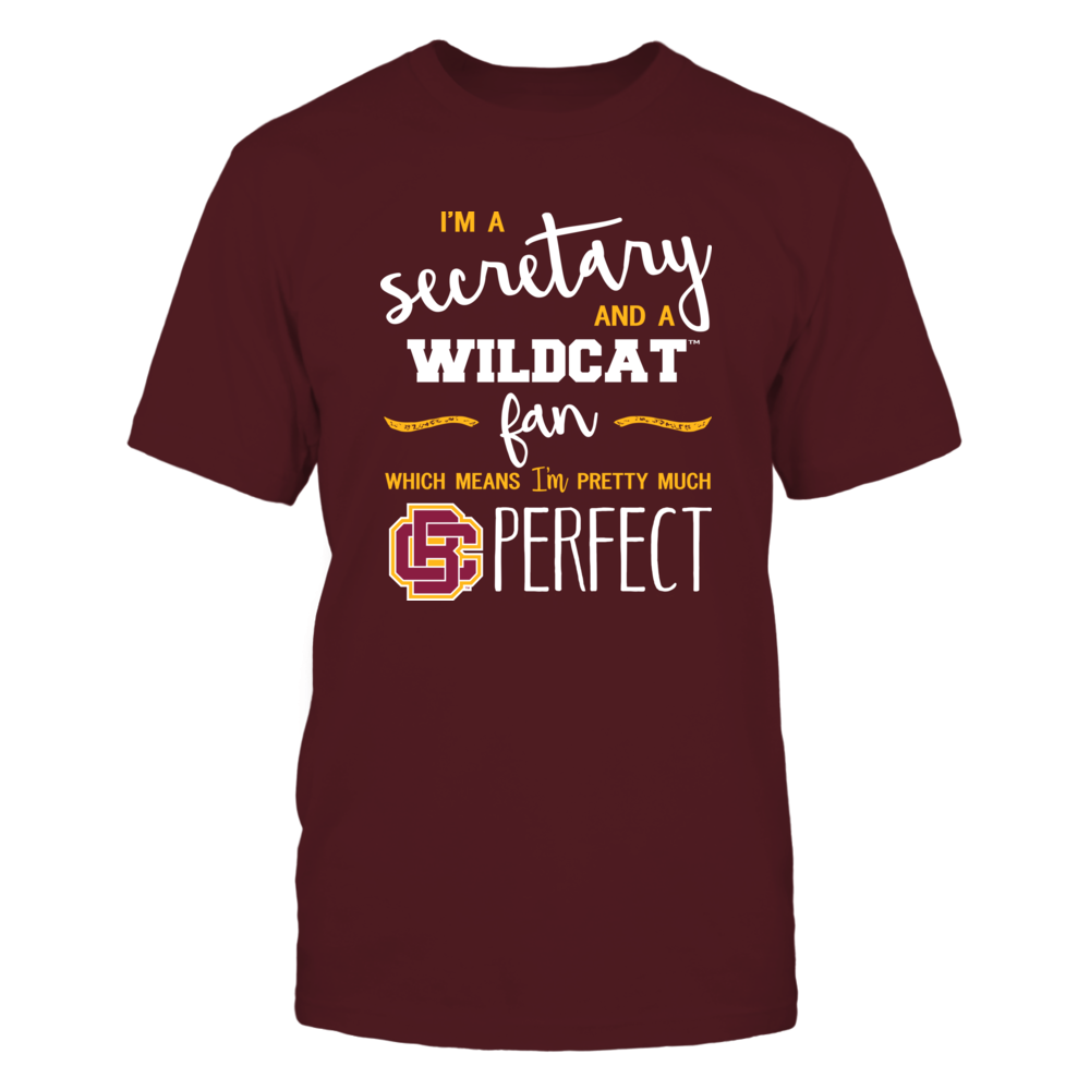 Bethune-Cookman Wildcats - Perfect Secretary - Team Front picture