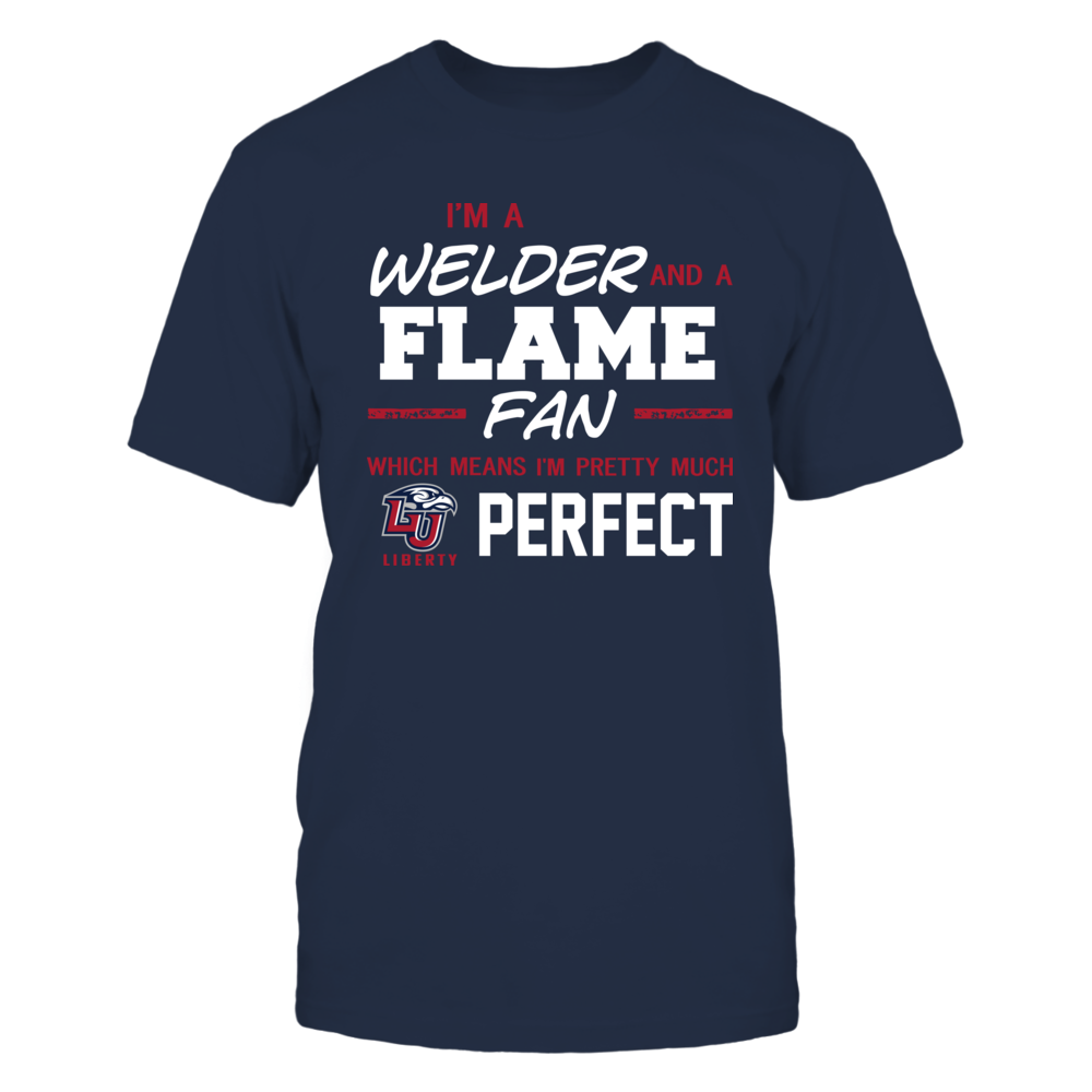 Liberty Flames - Perfect Welder - Team Front picture
