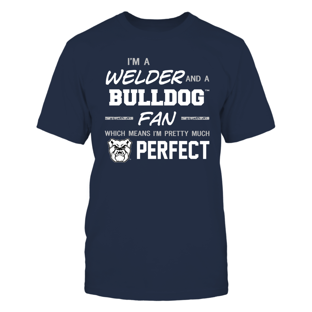 Butler Bulldogs - Perfect Welder - Team Front picture