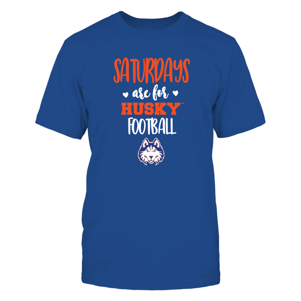 Houston Baptist Huskies - Saturdays Are For Football - Team Front picture