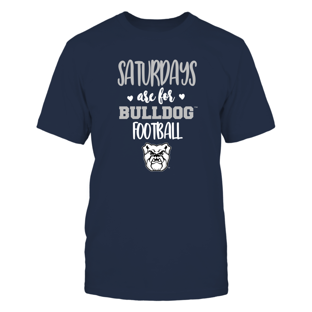 Butler Bulldogs - Saturdays Are For Football - Team Front picture