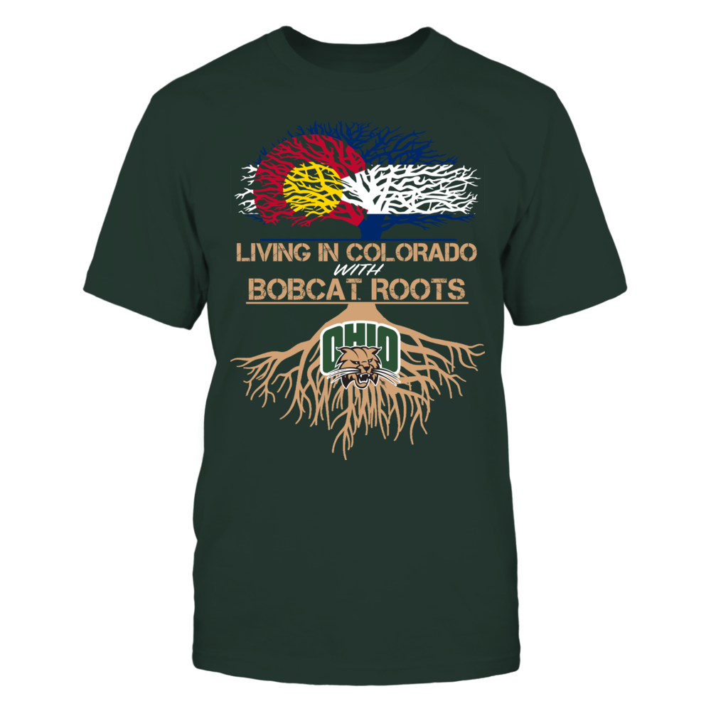 Ohio Bobcats - Living Roots Colorado Front picture