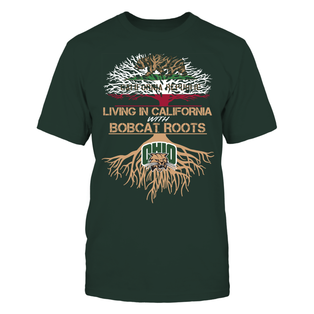 Ohio Bobcats - Living Roots California Front picture
