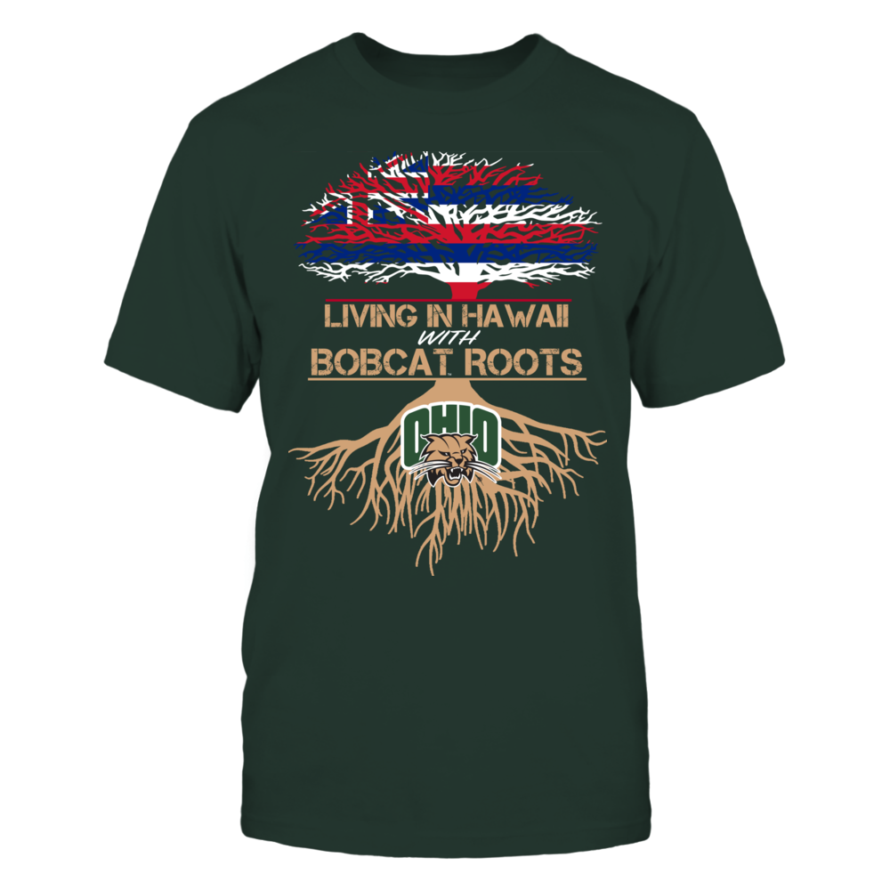 Ohio Bobcats - Living Roots Hawaii Front picture
