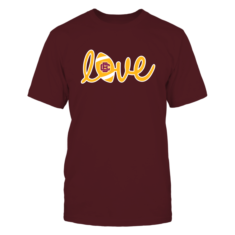 Bethune-Cookman Wildcats - Lowercase Love - Football Front picture