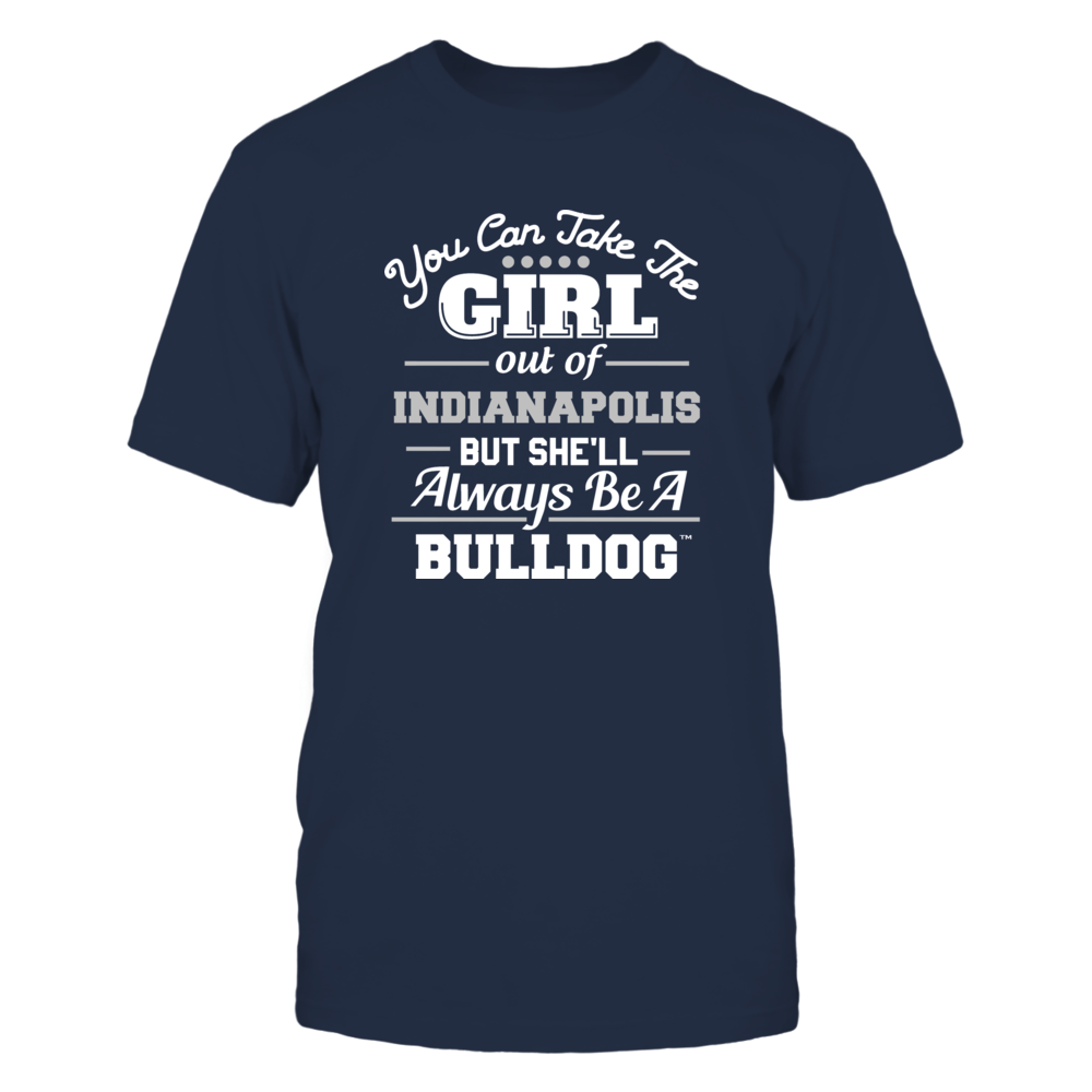Butler Bulldogs - You Can Take the Girl Out - Team Front picture