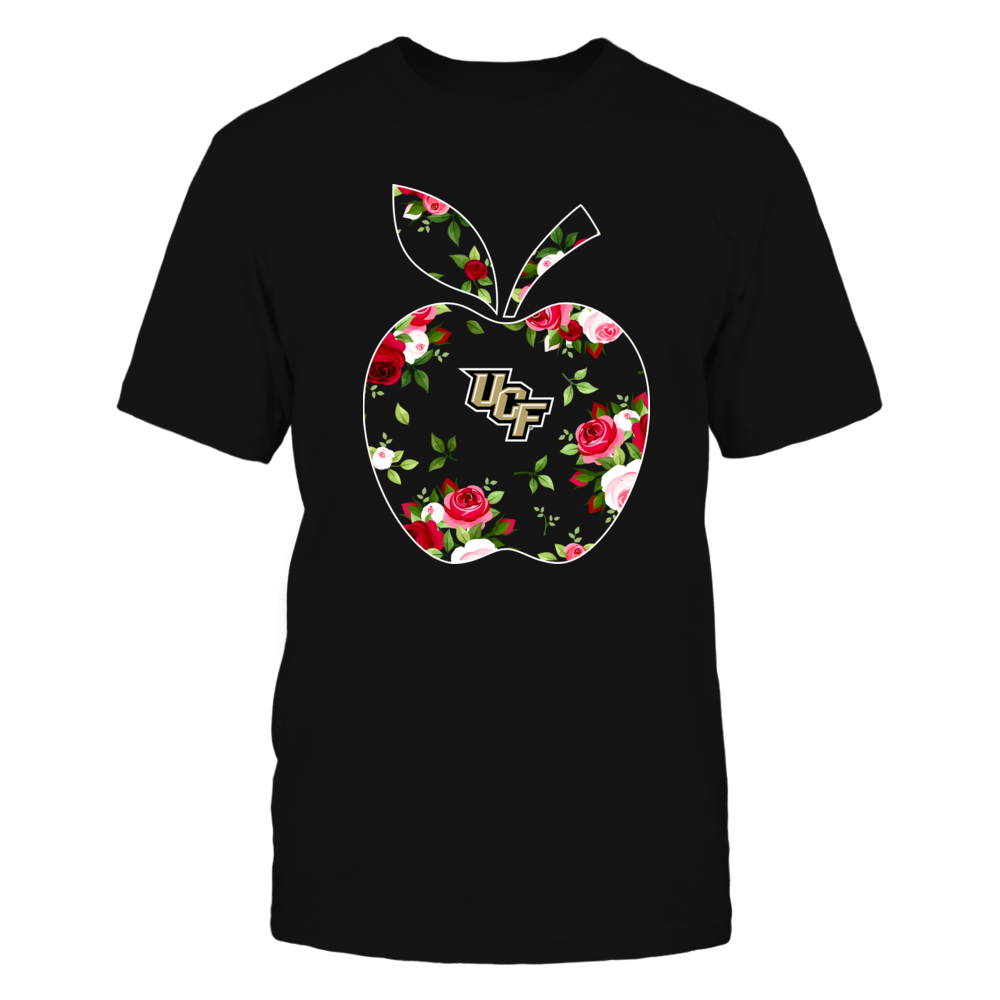 UCF Knights - Teacher - Floral Apple - Team Front picture